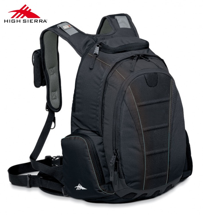 Plecak na laptop HOLMES 2.0 17'' 35L pojemności