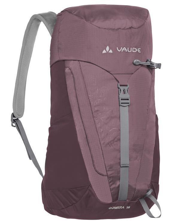 df0fa528186b Damski plecak turystyczny VAUDE Gomera 18 Wrzosowy