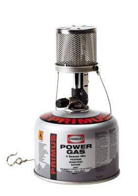 Gazowa lampa turystyczna Micron z zapalnikiem Piezo elektrycznym Primus