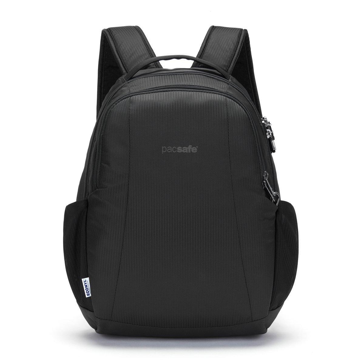 Plecak Pacsafe Metrosafe LS350 - Econyl Black