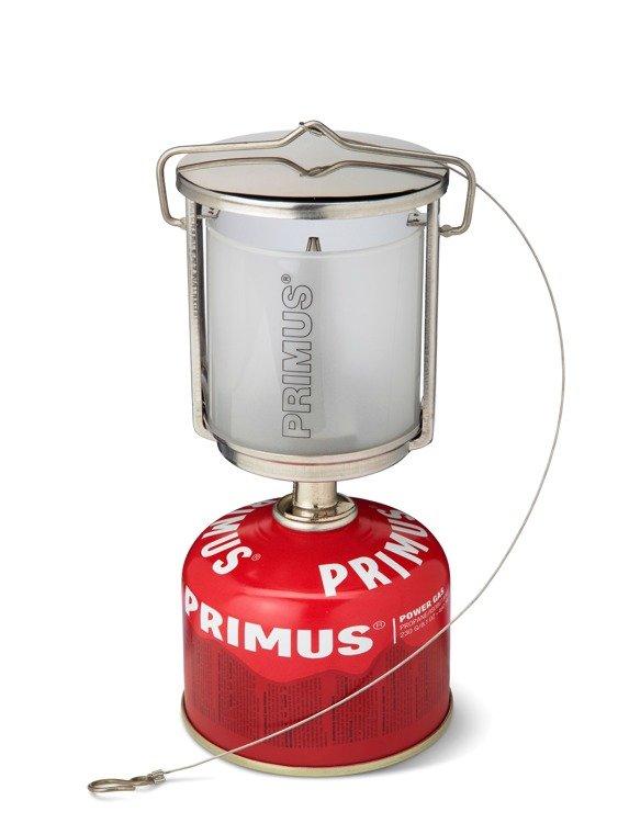 Gazowa lampa turystyczna Primus Mimer z piezo elektrycznym zapalnikiem