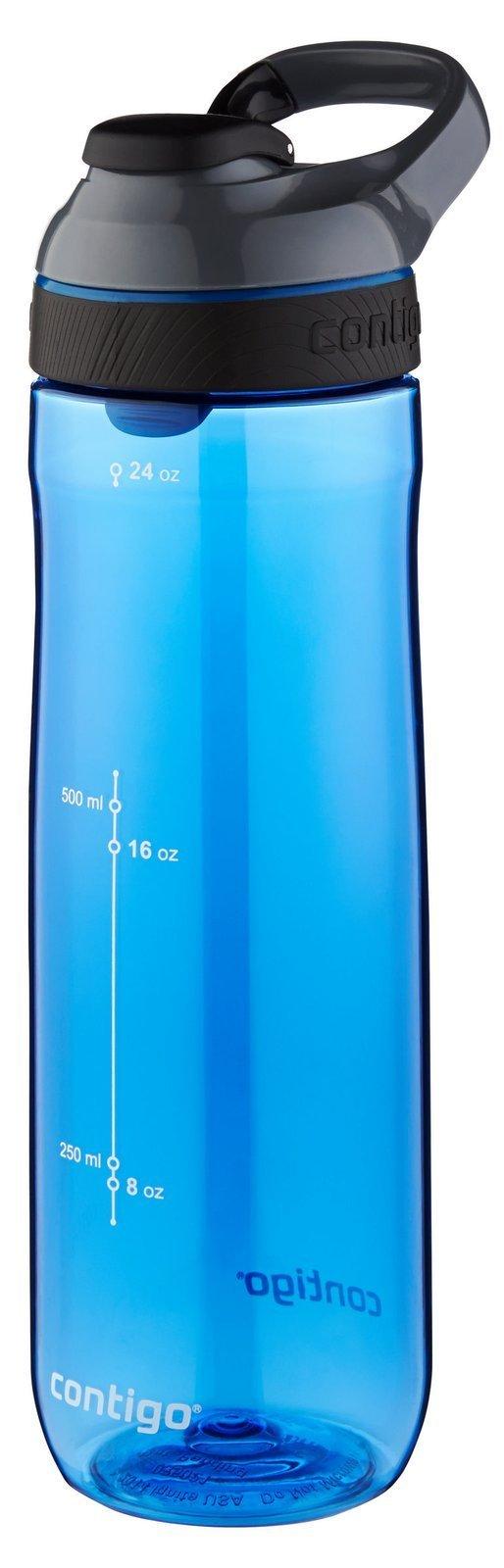 Butelka do wody Contigo Cortland niebieska 720 ml