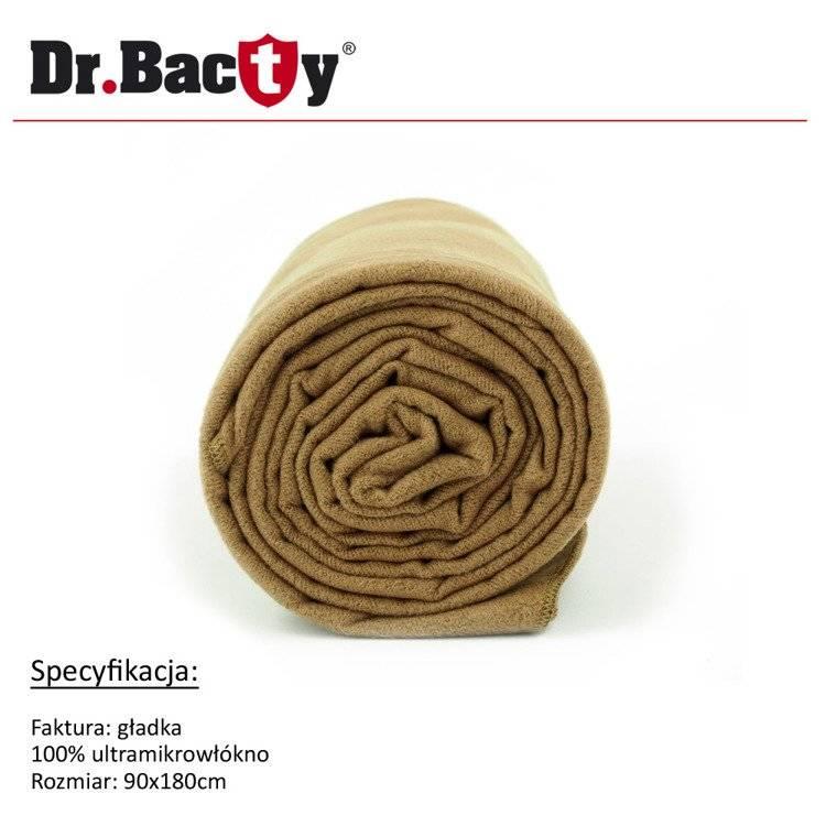 Ręcznik kąpielowy 90x180 - Dr. Bacty