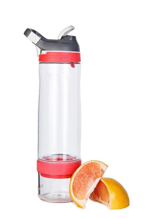 butelka z wkładem na owoce Contigo