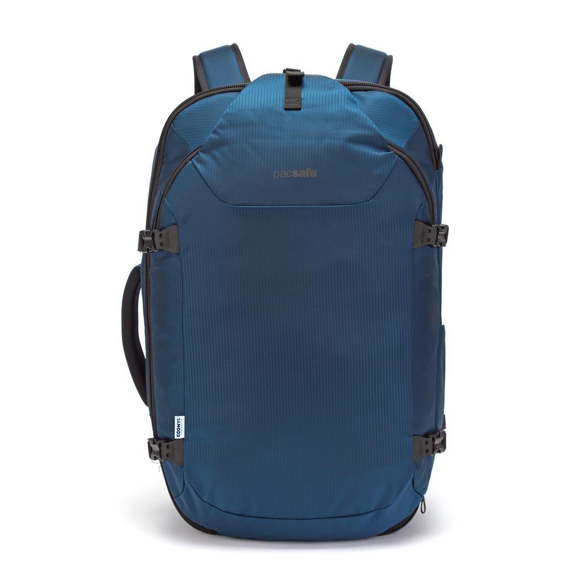 Pacsafe Venturesafe EXP 45L ECONYL Ocean Plecak turystyczny antykradzieżowy