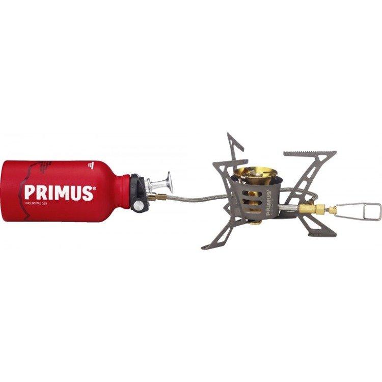 Kuchenka tytanowa Omnilite TI Primus + butelka na paliwo 0,35l