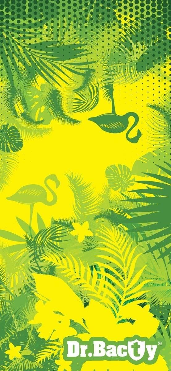 Dr.Bacty Ręcznik szybkoschnący na plażę 60x130 - Tropical