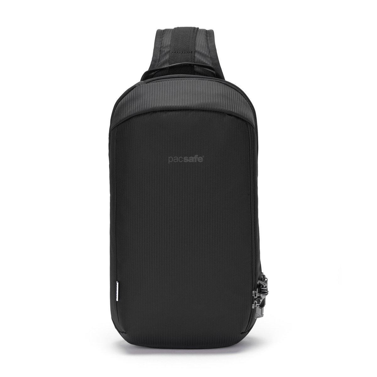 Plecak na jedno ramię Pacsafe Vibe 325 - Econyl Black