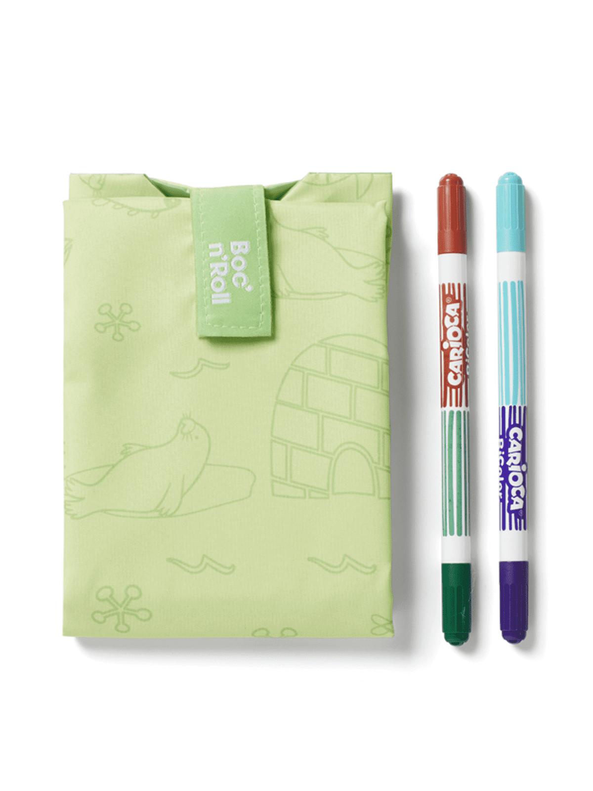Opakowanie na śniadanieBoc'n'Roll Paint Polar zielony