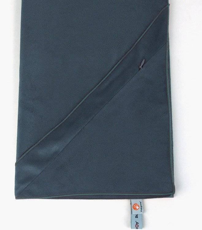 Ręcznik na siłownię 43x90 - ciemnoszary
