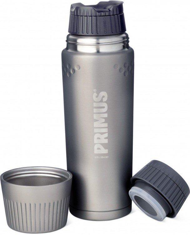 Termos Primus TrailBreak stalowy 0,75l