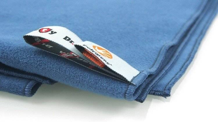 ręcznik szybkoschnący dr.Bacty - granatowy