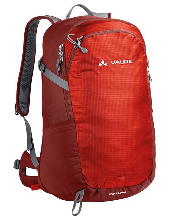 933338e6864f1 Plecak turystyczny VAUDE Wizard 18+4 - czerwony Czerwony | Outlet ...