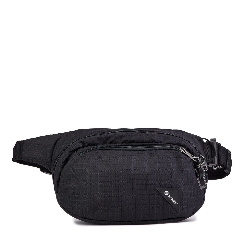 Biodrówka saszetka antykradzieżowa Pacsafe Vibe 100 Black