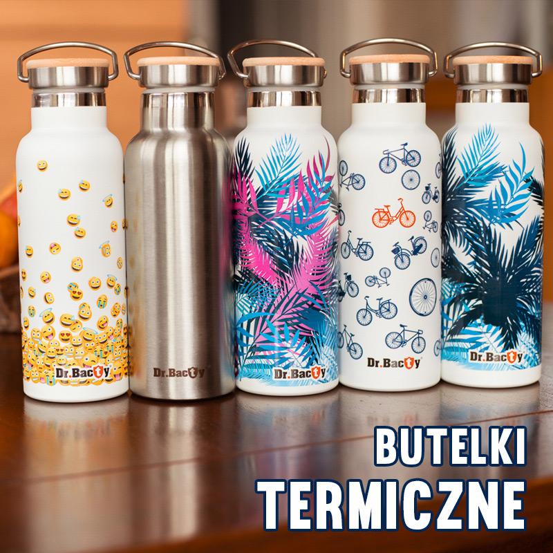 Butelki termiczne na wodę