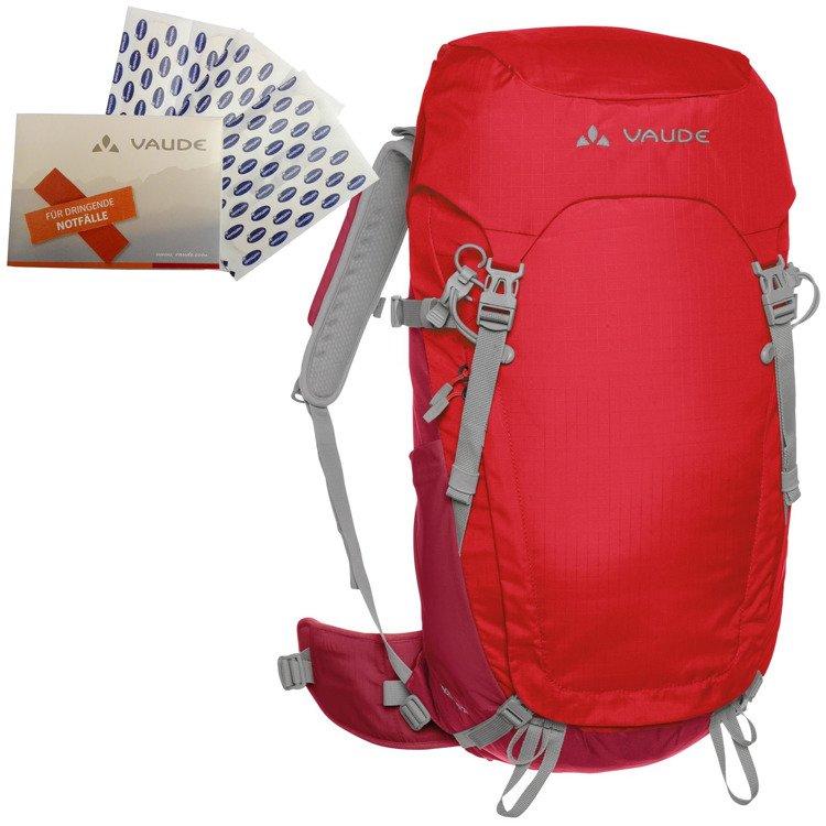 e37ff8aa12c72 Kliknij, aby powiększyć; Damski plecak turystyczny VAUDE Prokyon 28 +  GRATIS mini zestaw opatrunkowy